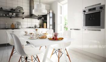 Wandgestaltung in der Küche – nicht nur praktisch
