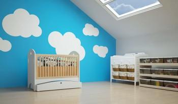 Wandmotive für das Kinderzimmer