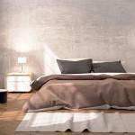 Wände im Schlafzimmer – Feuer und Sinnlichkeit
