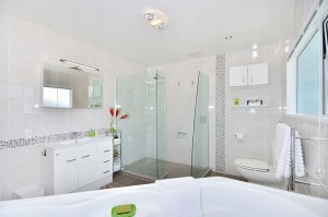 Wandmotive - Auftakt für moderne Badezimmer