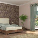 Tapete fürs Schlafzimmer - hilfreiche Tipps