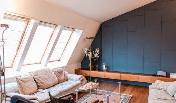Paneelen für Wand und Decke
